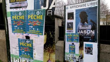 Photo d'affichage libre à Saint-Cyr L'Ecole